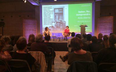 'Humanitats en transició'. Conferència de Marina Garcés